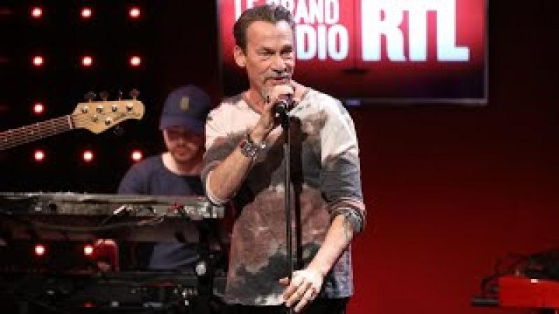 Florent Pagny - J'veux en voir encore (LIVE) - Le Grand Studio RTL