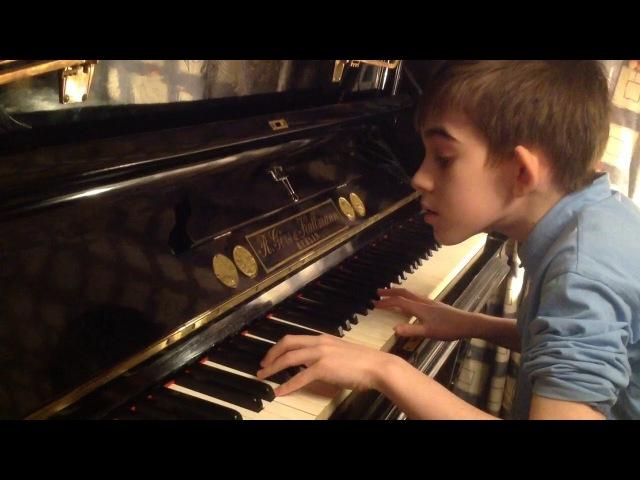Skriabin Preludes Op.11: №4 e-moll, №17 as-dur by Andrey Filonov.