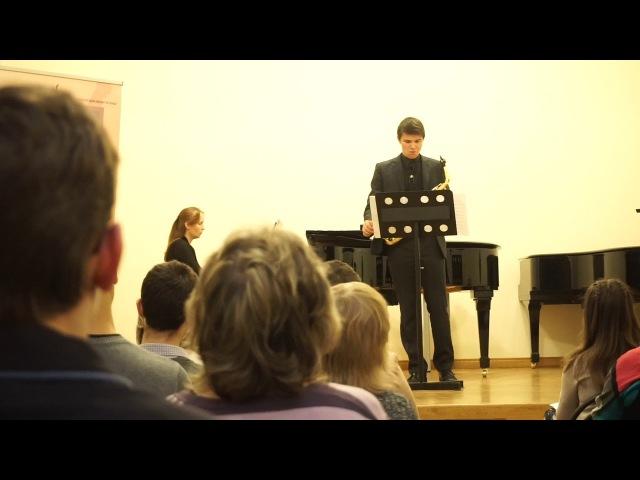 Ж.Д.Миша Шамс .Исполняет: Аркадий Пикунов. Партия фортепиано: Кира Литвина.