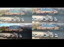 Сравнение изображений с AHD видеокамер на базе разных CMOS матриц формата 720p