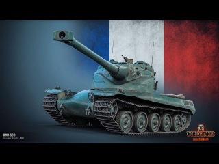 7,6к дамага на AMX50B от KOMA_60RUS MA_D