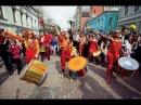 Маракату - интерактивное шоу с барабанами и танцами