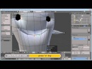 How to animate faces in Blender 2.6 | tutorial
