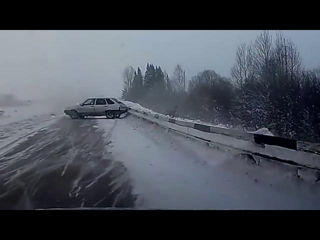 Аварии март 2018 года pt 2