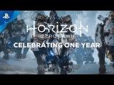 Horizon Zero Dawn - Celebrating One Year | PS4