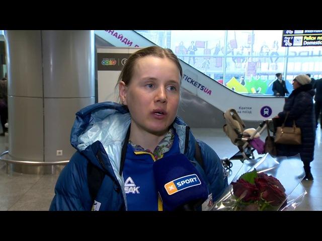 Анастасия Меркушина, биатлонистка сборной Украины. Об итогах олимпийского сезона и дальнейших планах