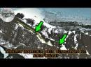 ANTARCTICA melting ice reveals ANCIENT BRIDGE and MOUNTAIN PATH