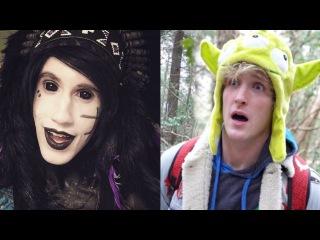 Logan Paul vs.  Social Repose // Japan Vlogs
