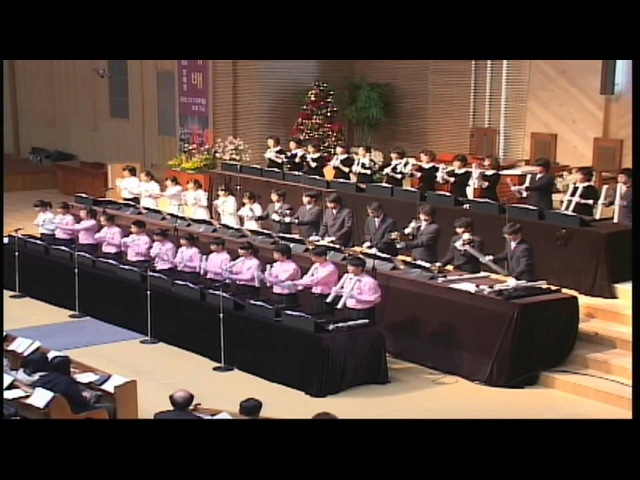 HD Joy to the World Christmas Hymns BPMC Hand Bell Choir 부평교회핸드벨찬양