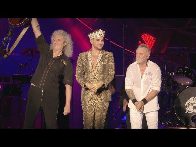 Queen Adam Lambert Live In Japan Summer Sonic