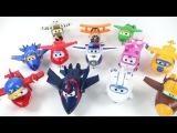 Супер Крылья Джетт и его Друзья Игрушки Распаковка Видео для Детей Мультики