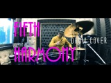 Fifth Harmony - Worth It ft. Kid Ink(Drum cover by volkov pavel)