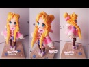 How to make anime figure | DIY | Ootd Sailor Moon || Clay Tutorial
