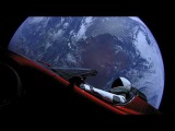 David Bowie - Starman, SpaceX Falcon Heavy