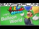 Super Mario Odyssey - Luigi's Balloon World Free DLC