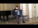 09.04.17. Классика навсегда. Артём Алексеев (баян). Музыкальный момент.