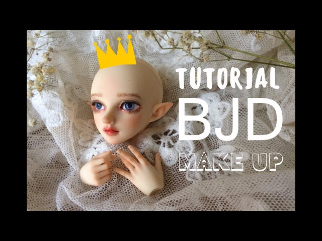 Makeup minifee Karsh /tutorial/Мейкап для Карша минифи