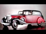 Rolls Royce Phantom III Sedanca de Ville by Park Ward '1940