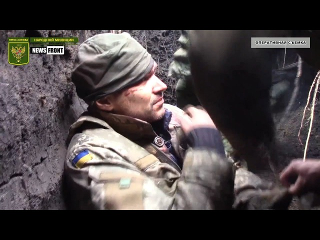 Провокация ВСУ в районе Фрунзе, завершилась взятием в плен диверсанта 18
