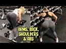 KATE LAZOV Strengthen and Tone Arms Shoulders Back and Abs @ USA