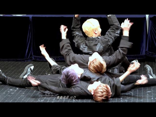 171209 엠투유 신촌 팬사인회 13월의 춤 퍼포먼스팀 세븐틴 SEVENTEEN 호시 직캠 HOSHI FOCUS