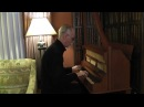 Ryan Layne Whitney: J.S. Bach, Prelude, Fugue, and Allegro, BWV 998, on clavicytherium