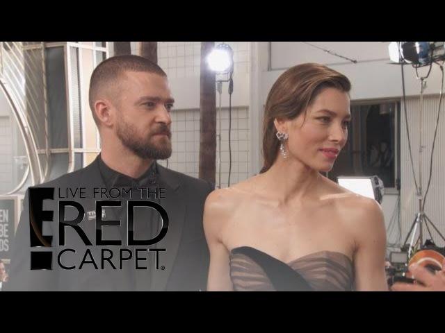 Jessica Biel Talks Justin Timberlake's Help on
