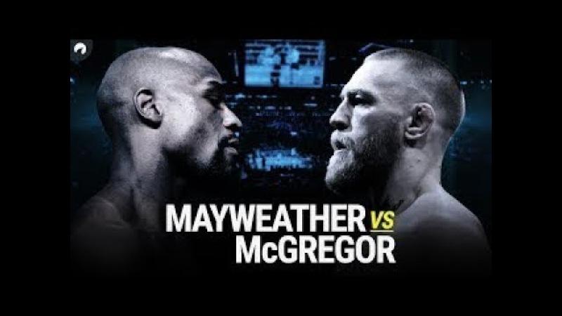 Денис Семенихин - Питание 133. McGregor vs. Mayweather. Питание бойцов при подготовке к поединку