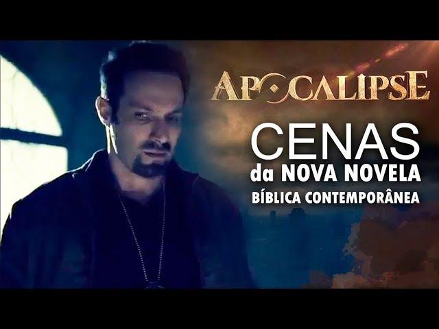 Novela Apocalipse - Trechos com Cenas da Nova Novela da RecordTV