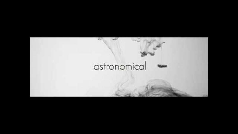 SVRCINA - Astronomical (Official Lyric Video)