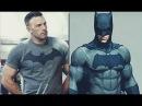 Ben Affleck - Training For Batman   GYM WORKOUT MOTIVATION