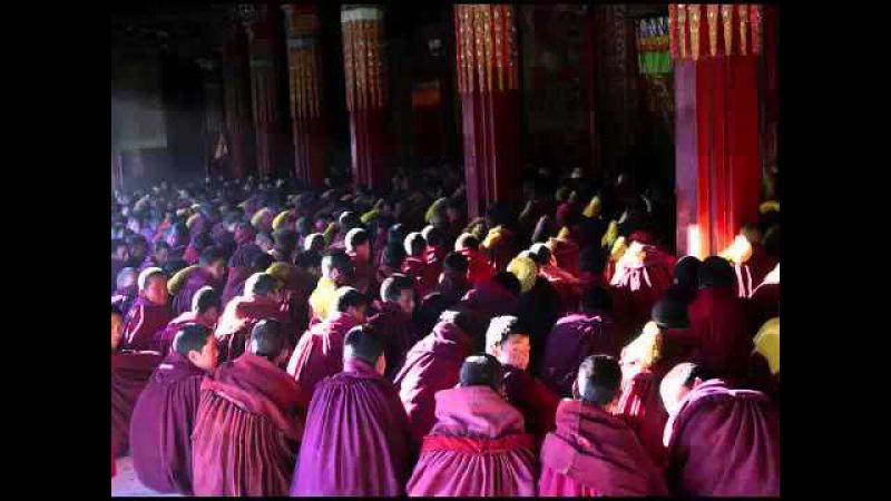 ॐ ♥ Om Mani Padme Hum Monjes Tibetanos