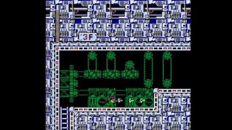 (Nintendo) Riddler's Escape From Arkham (Megaman 3 Rom Hack) Part 4 - Scarecrow