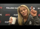 Paige VanZant QA I Would Like to Do WWE, Leaving Team Alpha Male, Move to Flyweight, New Book