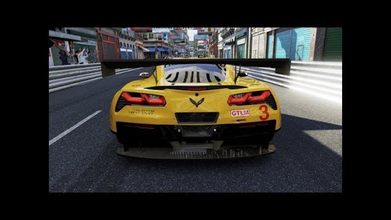 CHEVROLET Corvette Racing C7