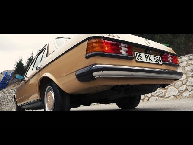 W123 Mercedes 230 Ankara Directed by Oğuz Bulut