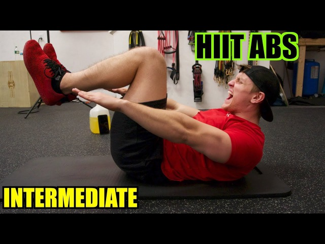 HIIT Abs Circuit for INTERMEDIATE | HIIT Workout 2 | Men AND Women!
