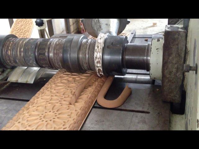 Borgonovo Embossing wood pulp