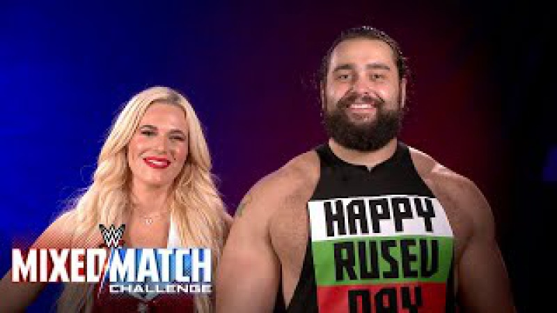 Rusev Lana set out to help Global Citizen in WWE Mixed Match Challenge