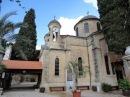 прот Виктор ЧУДО в Кане Галилейской Церковь Венчания Израиль