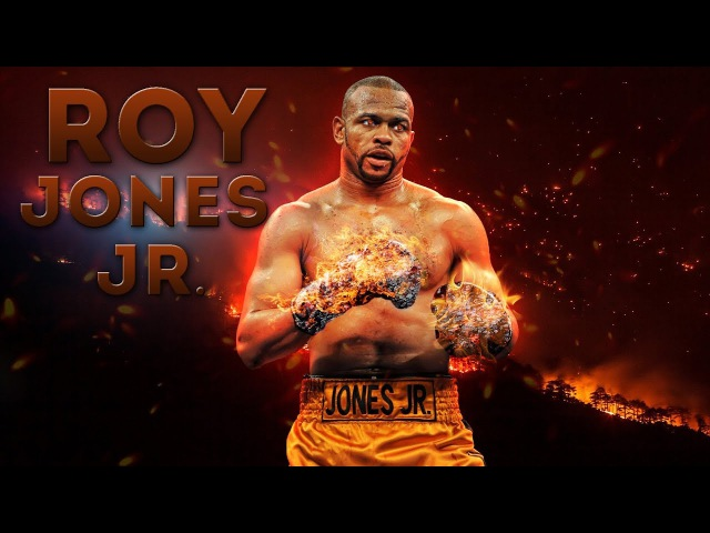 Roy Jones Jr - Amazing Power   Рой Джонс