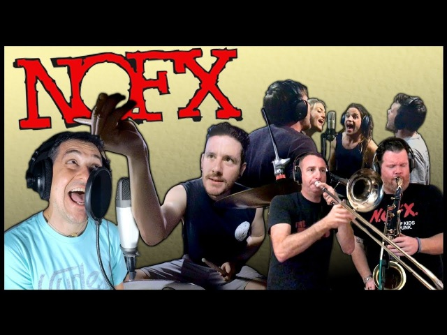 NOFX - Stickin' in My Eye (Ska-Punk Cover) - Mates Series