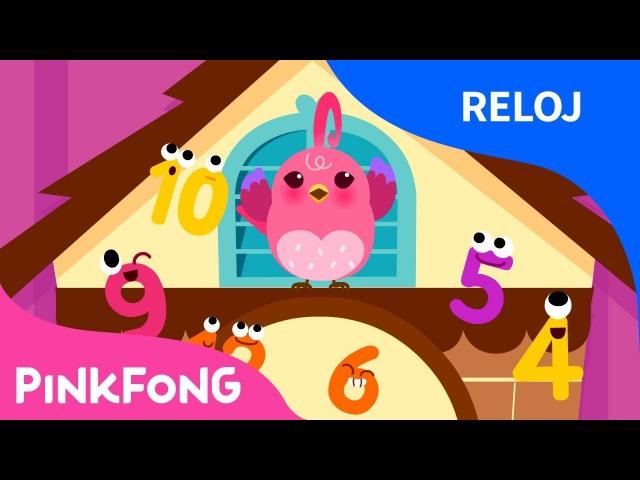 Canción del Reloj | Reloj | Pinkfong Canciones Infantiles