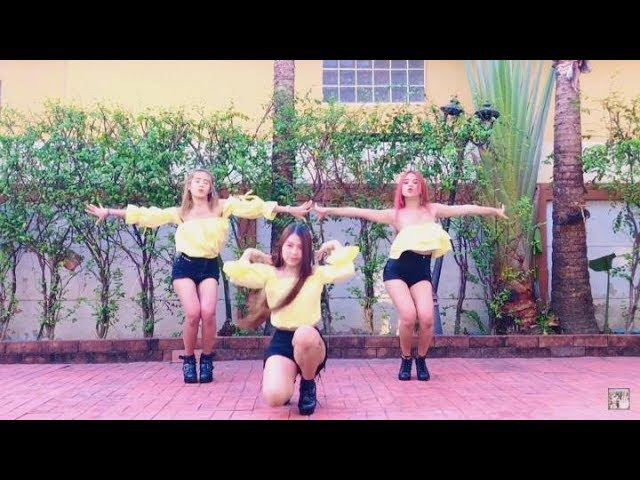 LOONA (ODD EYE CIRCLE) - GIRL FRONT (DANCE COVER)BY MINIPLUZ