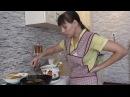 Необычные оладьи с луком и яйцом/58c