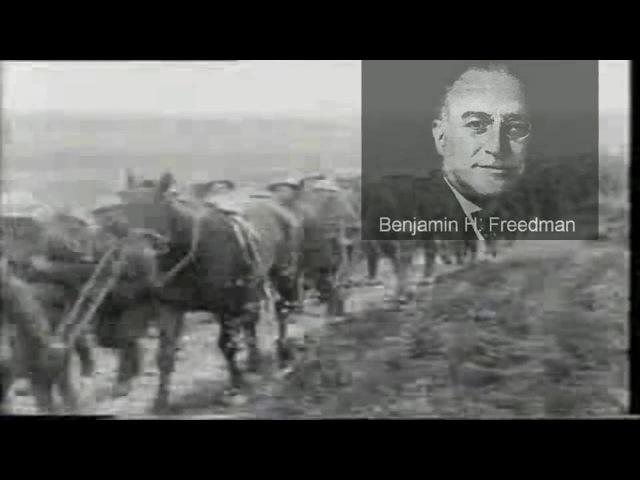 Benjamin H Freedman Rede im Willard Hotel DEUTSCH