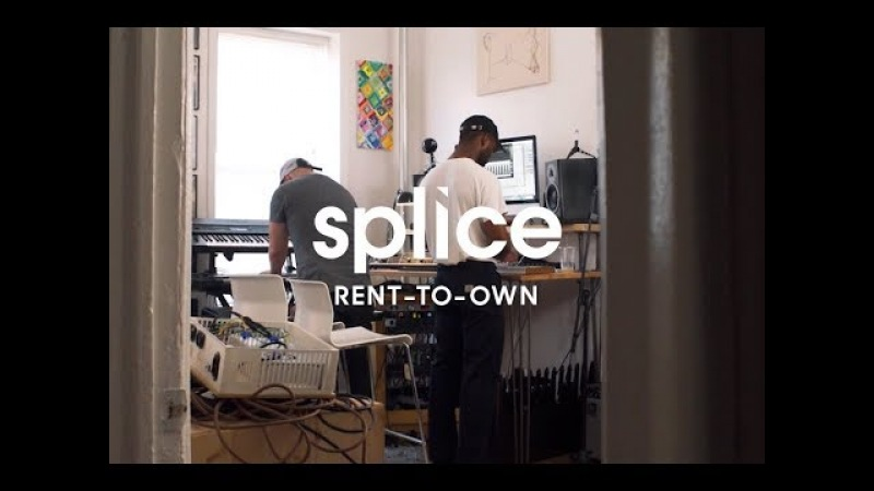 Splice Rent-to-Own: Plugins for the Modern Musician