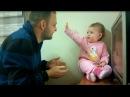 Babasıyla Kavga Eden Bebek