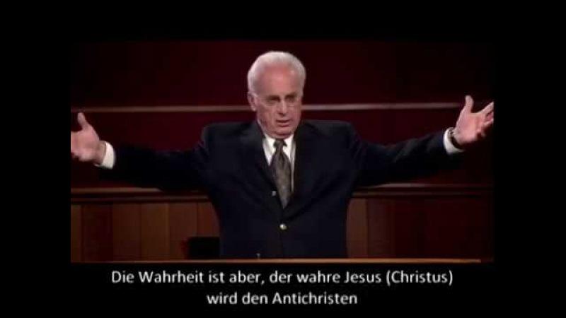 Wer ist der Antichrist - Die Antwort wird dich überraschen!
