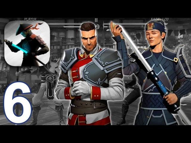 SHADOW FIGHT 3 Gameplay Walkthrough Part 6 - Chapter 2 Golden Demon Xiang BAttles (iOS Android)